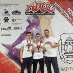 Infinity BJJ Split ADCC Dino Moskatelo, Marko Plazibat, Marko Ančić