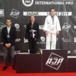Jelena Bilobrk Zlato UAEJJF International PRO Zadar