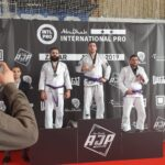 Dominik Živaljić Zlato UAEJJF International PRO Zadar
