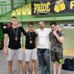 Infinity BJJ Split UAEJJF Pro Kastav Dino Moskatelo, Jan Morović, Ivan Ivančić
