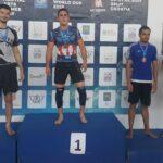 Marko Ančić WMA Split BJJ NO GI Champion