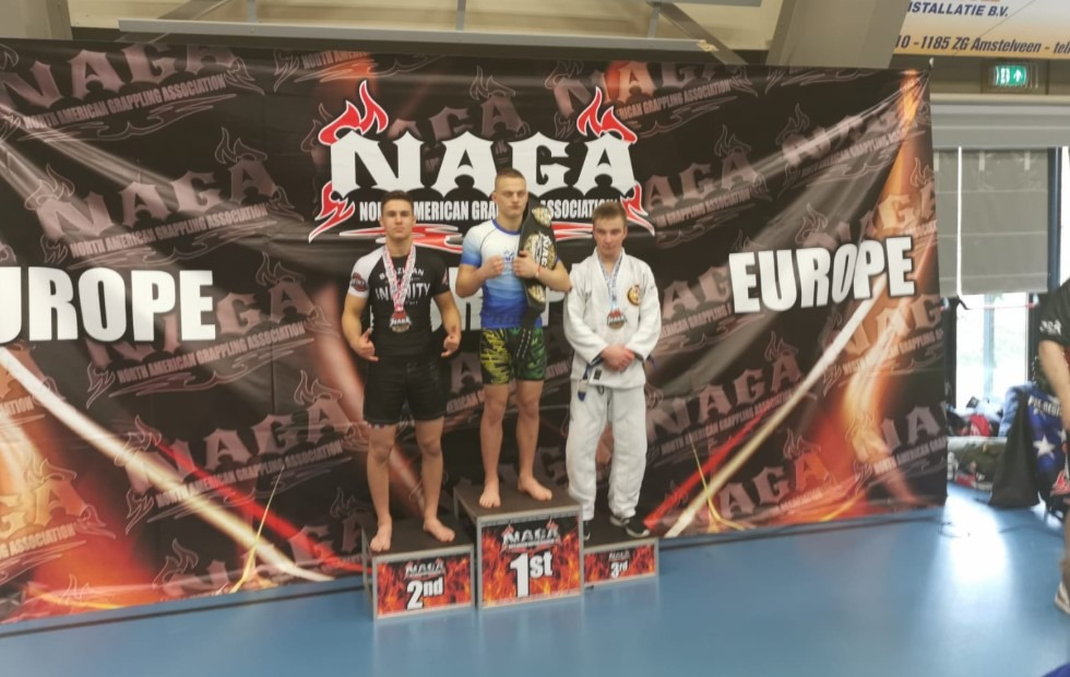 Marko Ančić Naga Europan Championship