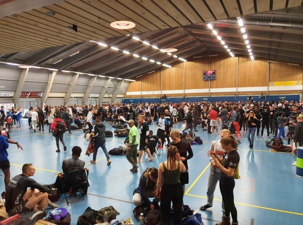 Naga Amsterdam Gym