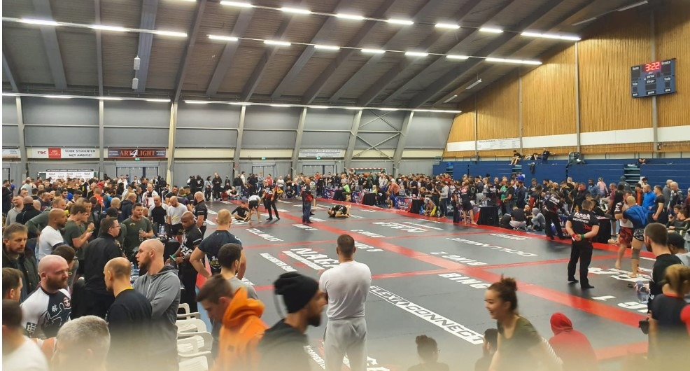 Naga Amsterdam Tournament Place