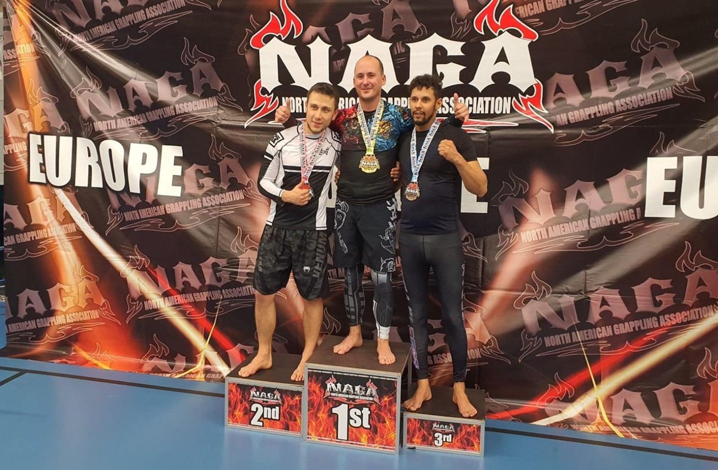 Petar Ursić Glavanović wins Naga Amsterdam