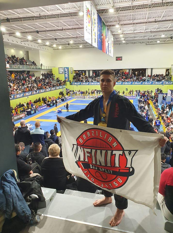 Marko Ančić 2020 European Champion 2020