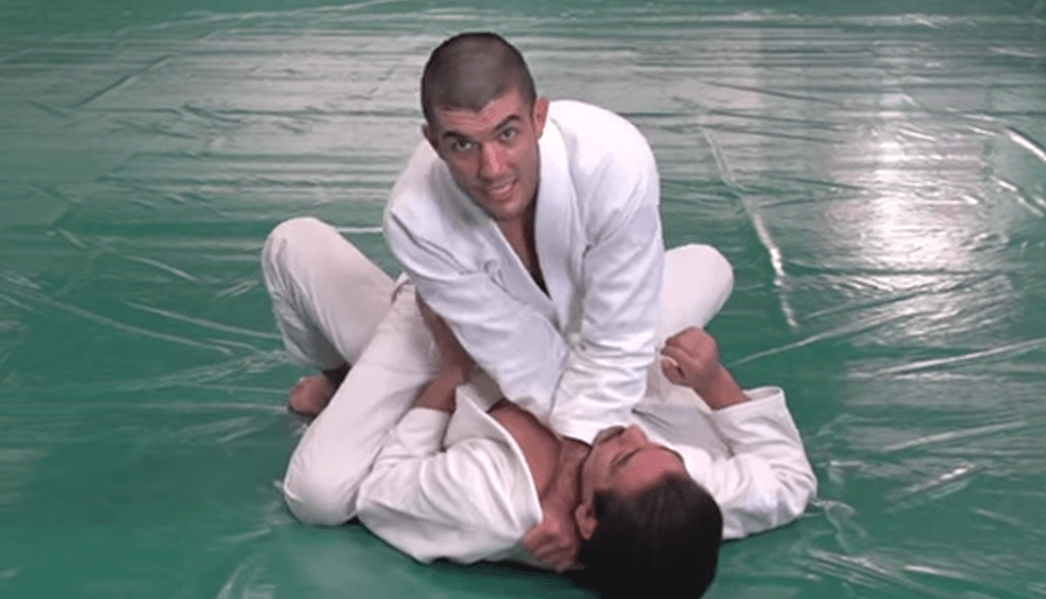 Cross Collar Choke