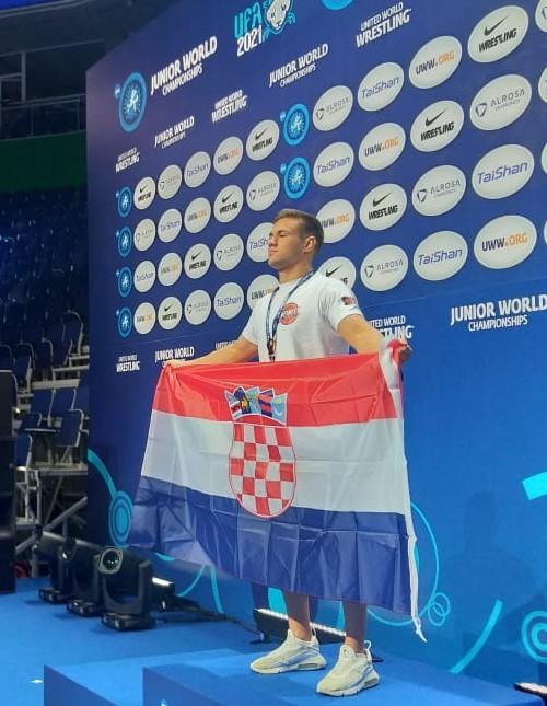 Marko Ancic grappling world championship