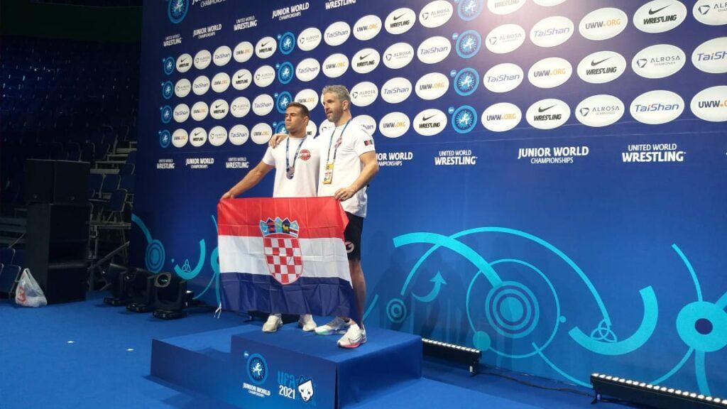 Marko Ančić Dino Moskatelo Jiu Jitsu Split